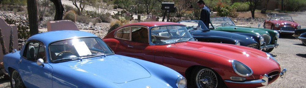 Tucson British Car Register