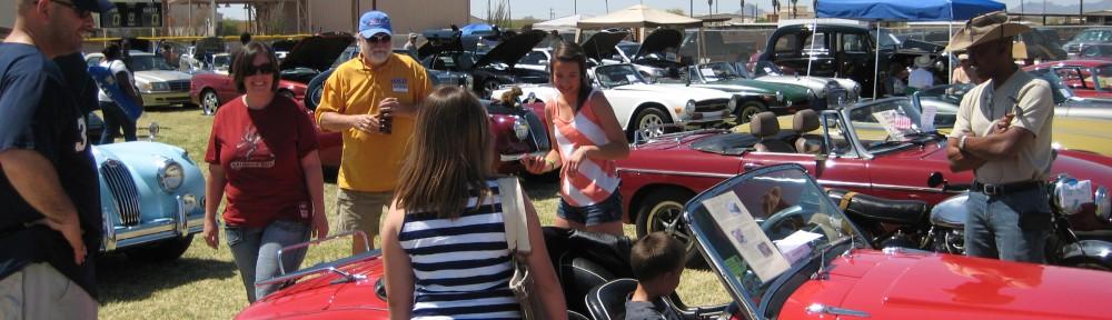 Tucson British Car Register
